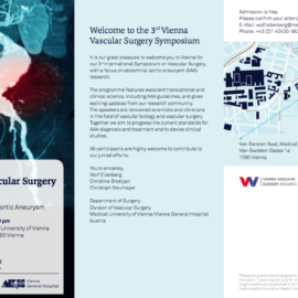 3rd Vascular Surgery Symposium